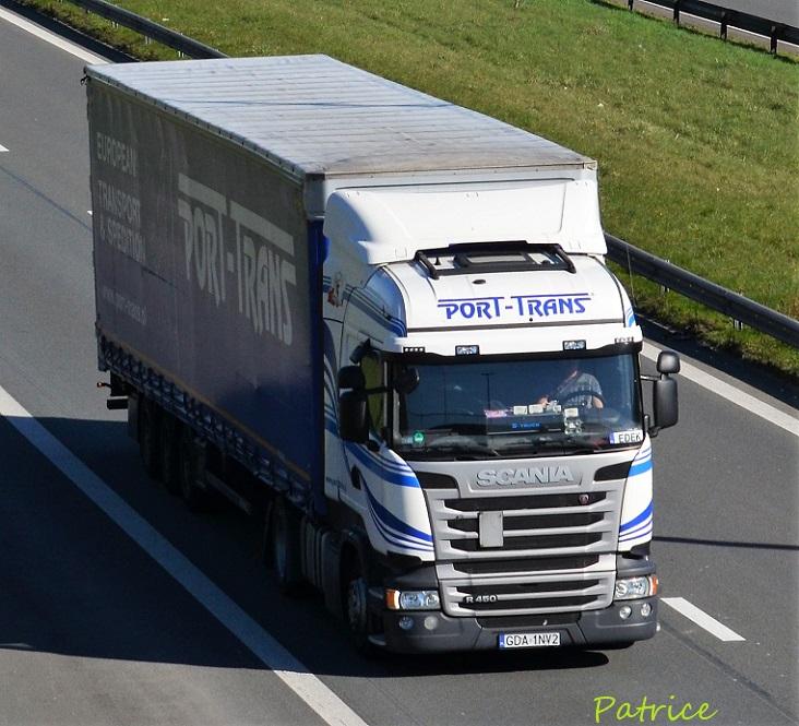 Port - Trans  (Goleniow) 20523
