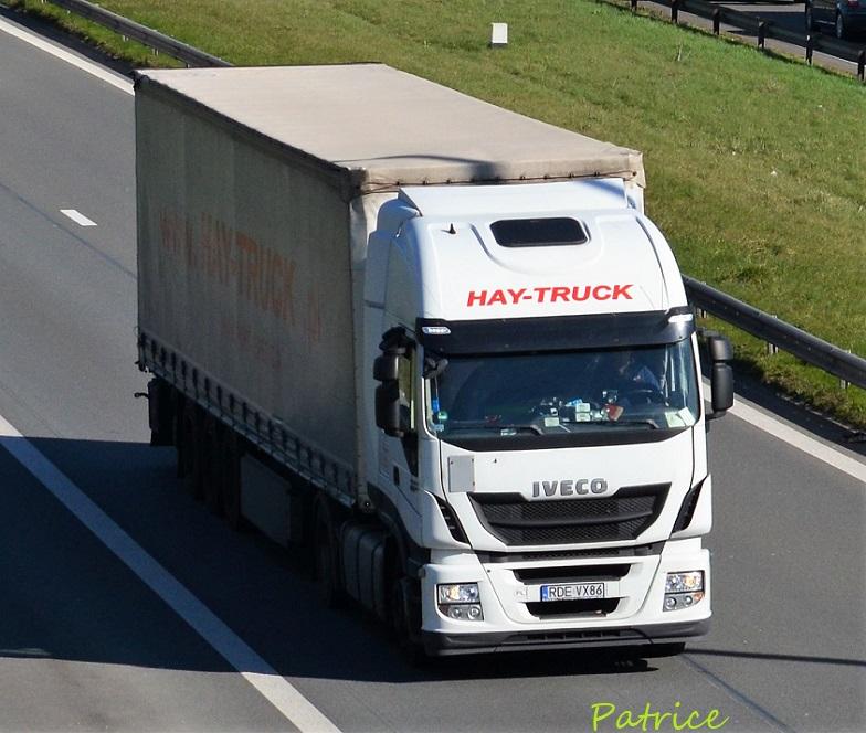 Hay-Truck  (Debica) 21715
