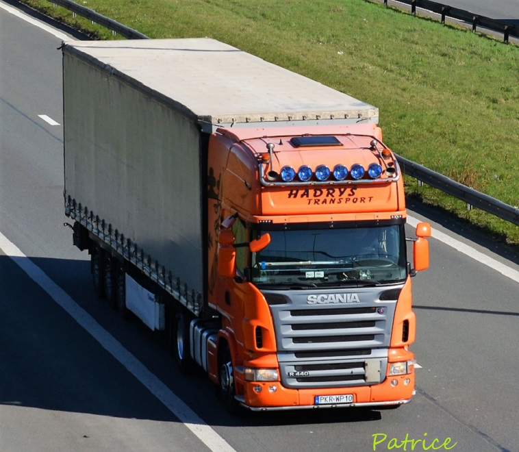Hadrys Transport  (Kozmin Wielkopolski) 22216