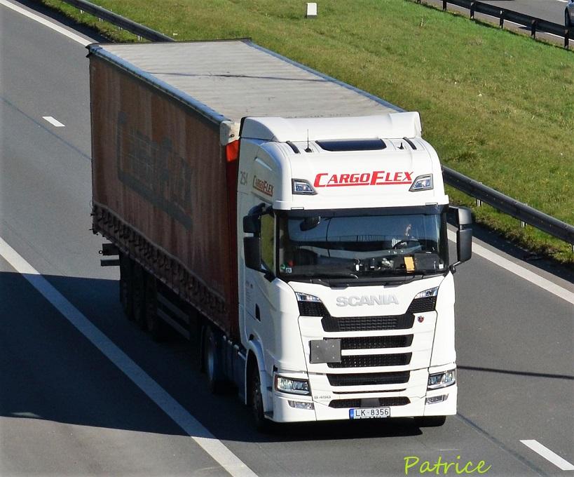 CargoFlex  (Riga + Lübeck, Allemagne) 27714