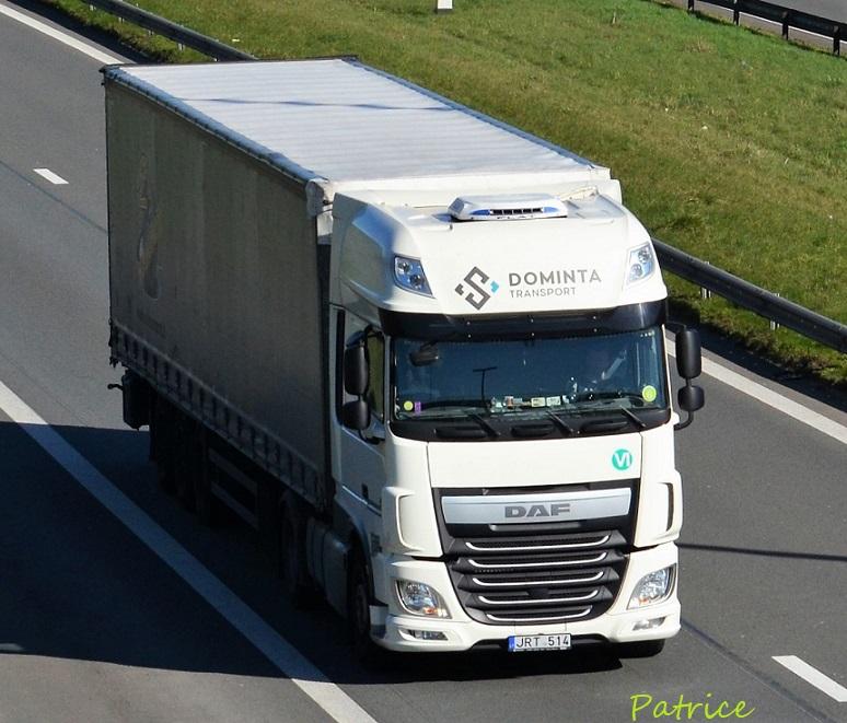 Dominta Transport  (Mazeikiai) 27813