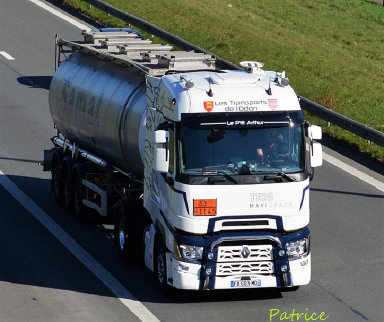 Les Transports de l'Odon  (Seulline, 14) 28812