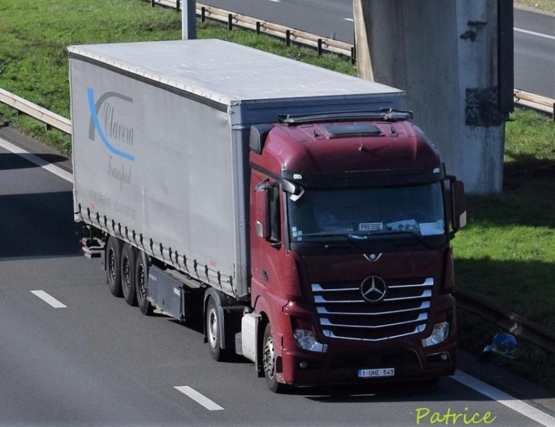 Clavera Transport  (Beringen) 325