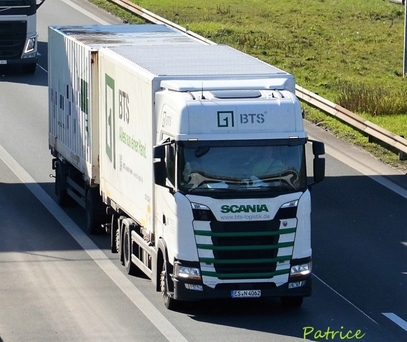 BTS Logistik  (Owen) 35011