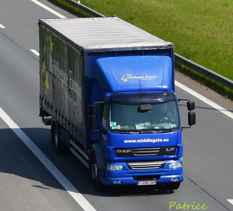 Middlegate Europe.(Zeebrugge) 36310