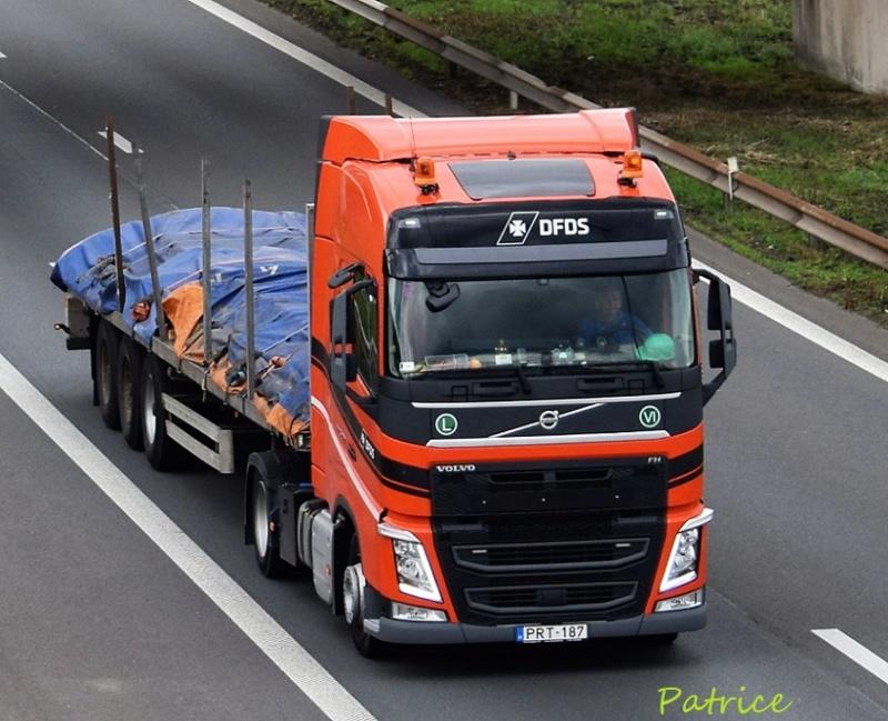 DFDS. Logistics 3910