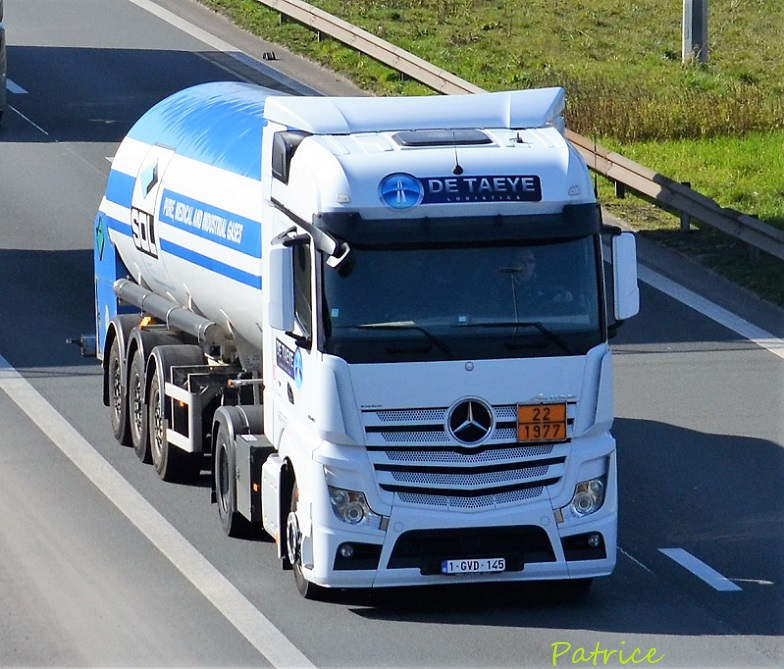 De Taeye Logistics  (Geraardsbergen) 39510