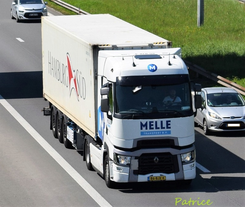 Melle Transport  (Bergschenhoek) 4111