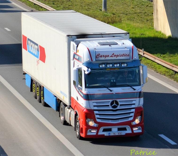 Cargo Logistics  (Peruwelz) 41810