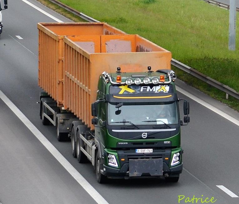 FMX la gamme chantier de Volvo - Page 2 5014
