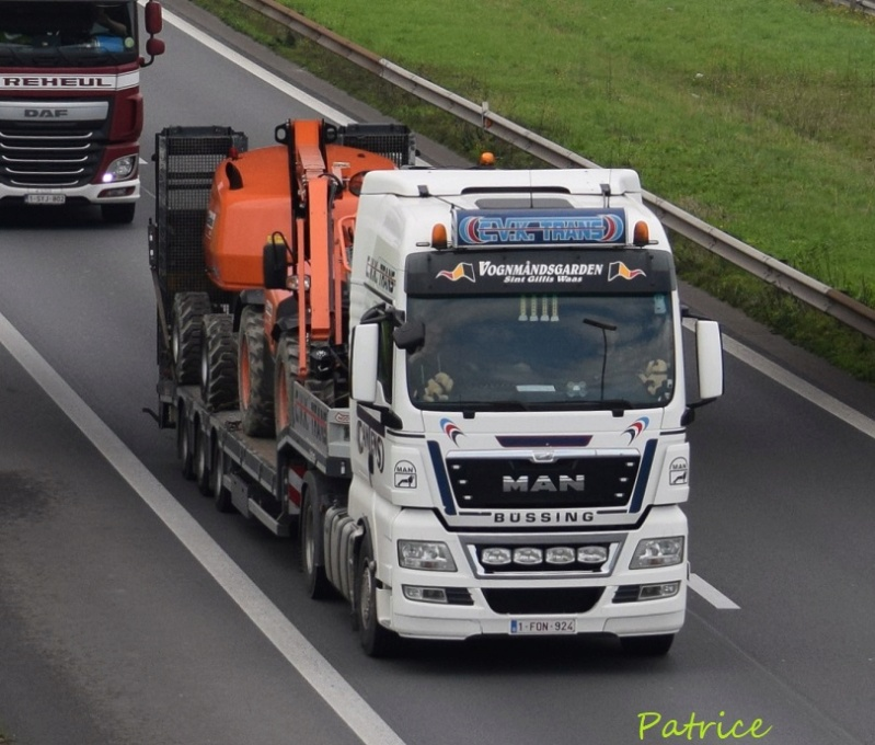 C.V.K Trans (Sint Gillis Waas) 5435