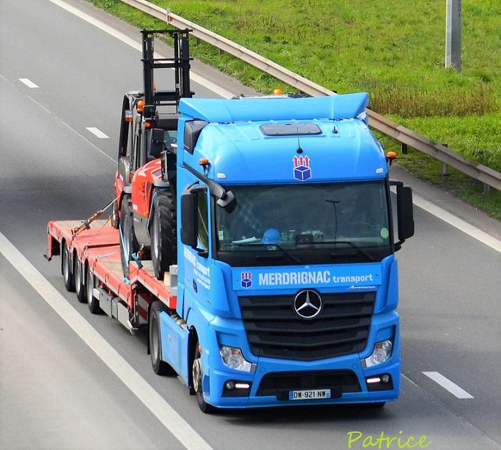 Merdrignac Transport  (Le Mans, 72)(groupe Dufour) 56710
