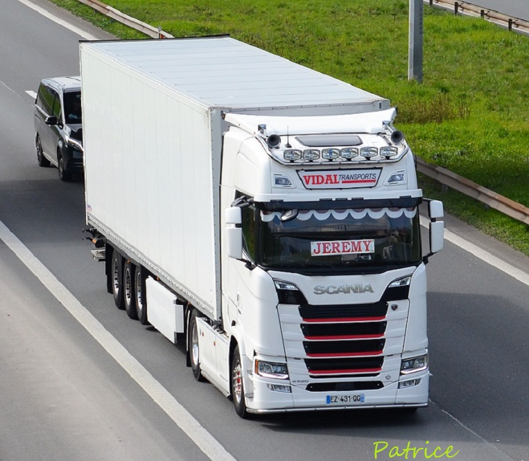 Vidal Transports  (Lunel, 34) 59410