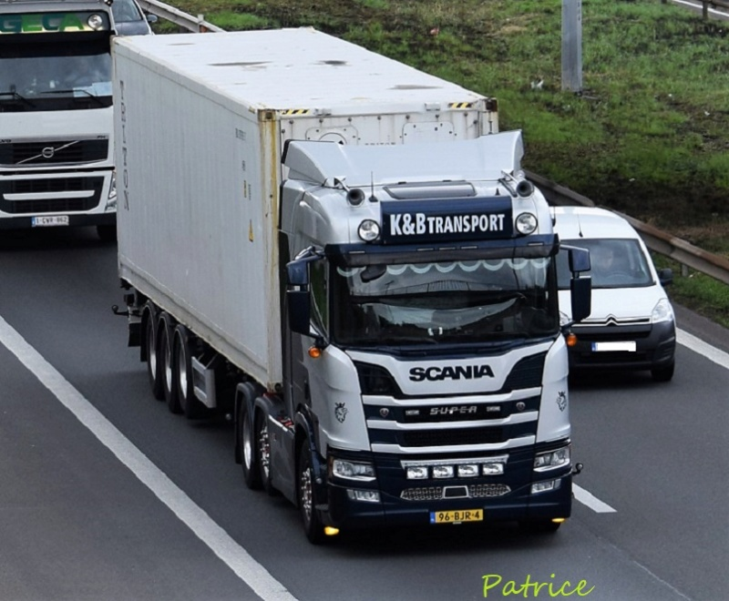K&B Transport  (Maasdijk) 6424