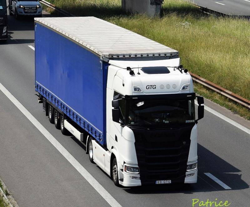 GTG  Globe Trans Group  (Zabierzow) 6642