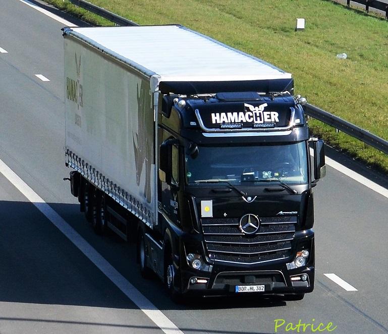 Hamacher Logistik (Gronau) 7223