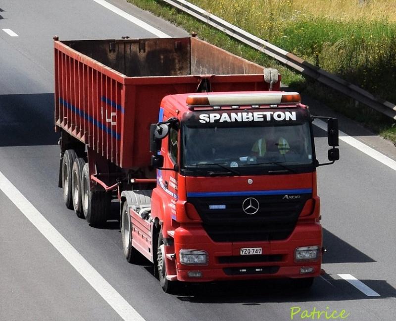 Spanbeton  (Auderghem) 7325
