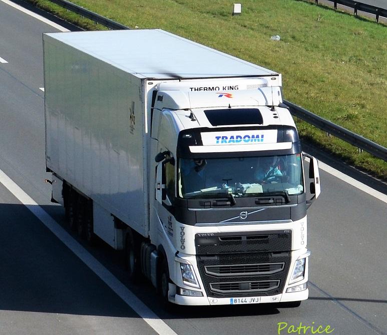 Tradomi - Ruiz Transportes  (Puerto Lumbreras) 7429