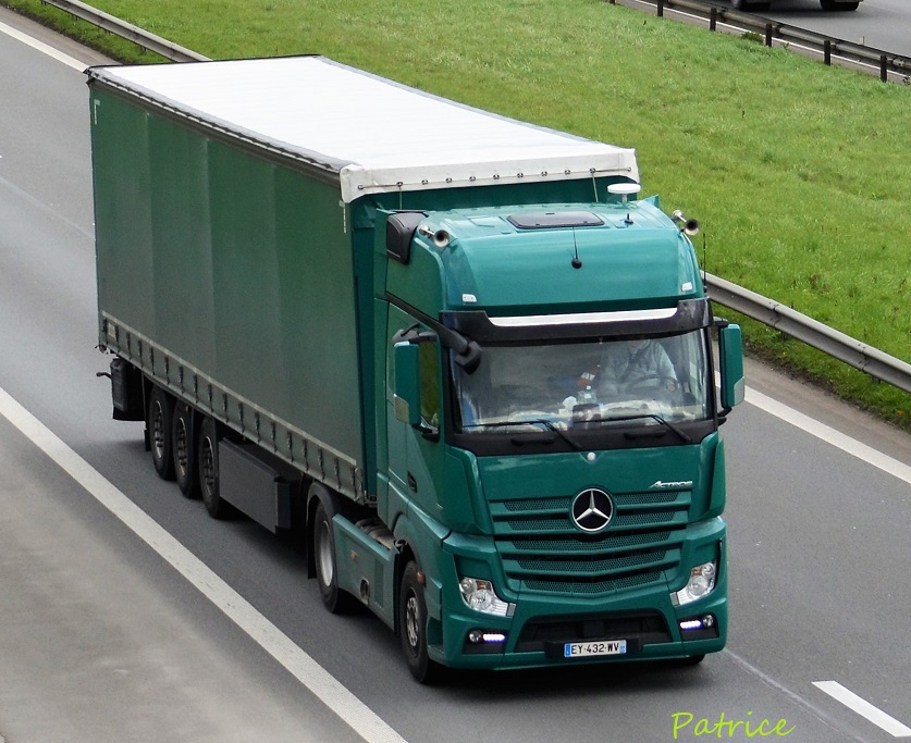T.F.T  Transports Fromont Thomas (Villers Pol, 59) 74711