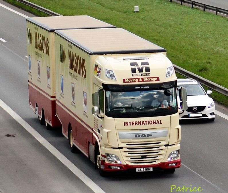 Masons moving group Ltd  (Barry, UK) 75410