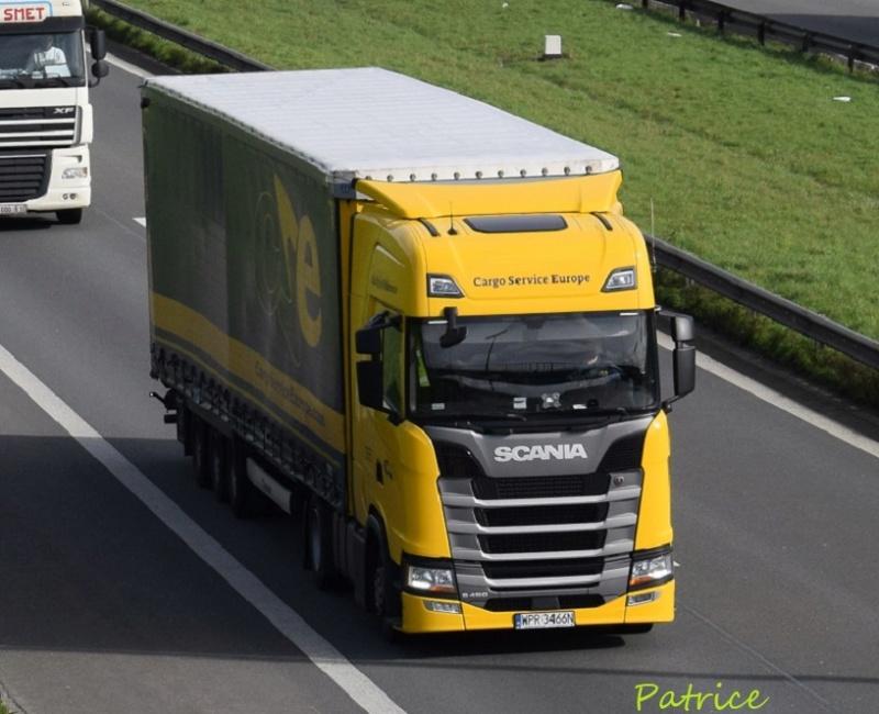 CSE Cargo Service Europe (Oss) 8040