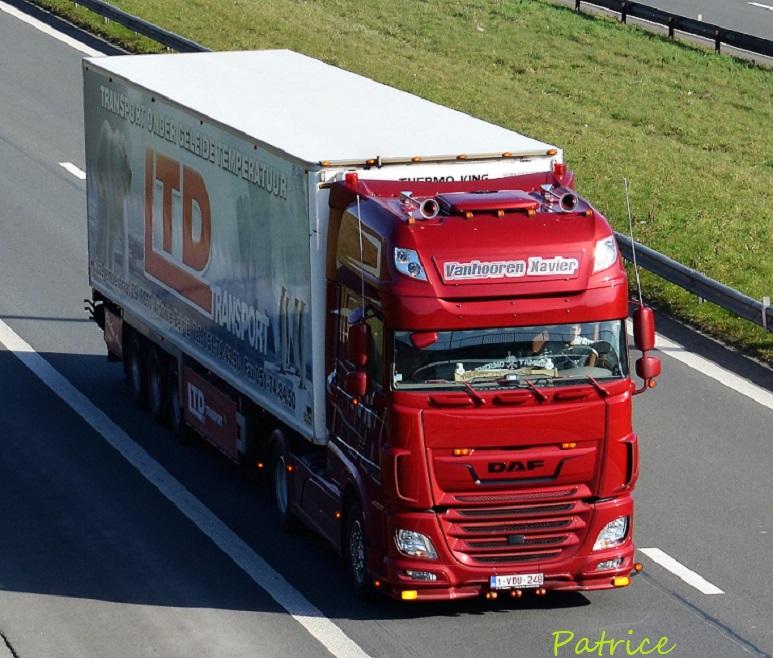 TVX  Transport Vanhooren Xavier  (Kortemark) 8617