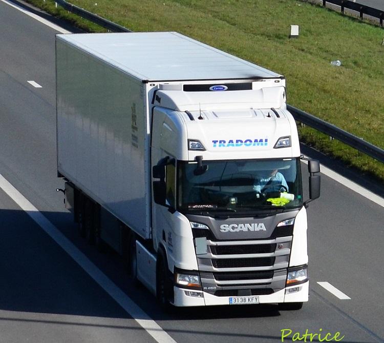 Tradomi - Ruiz Transportes  (Puerto Lumbreras) 8725