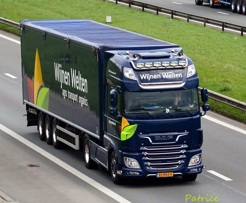 Wijnen Welten Transport  (Someren) 88510