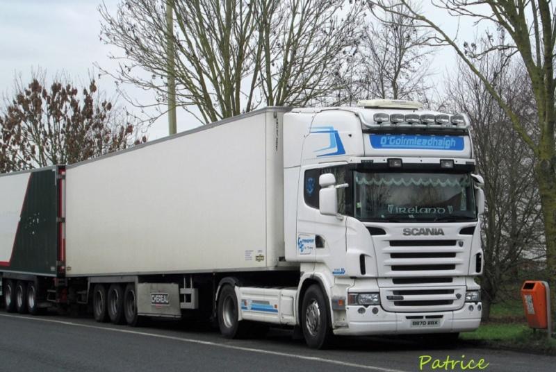CDG Transport  (Tyrone) 9020