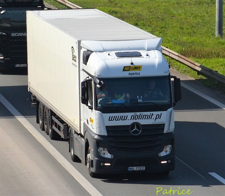No Limit Logistika  (Warszawa) 91610