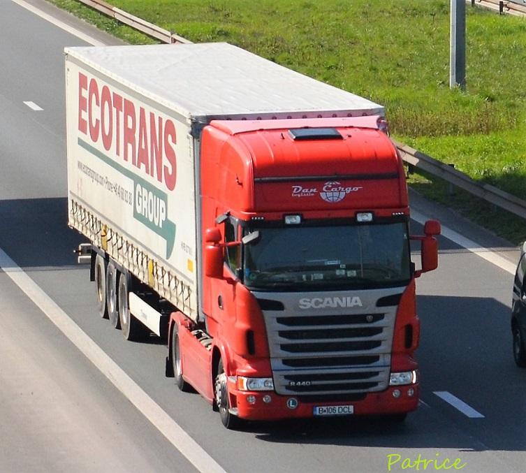Dan Cargo Logistic  (Bucarest) 92510