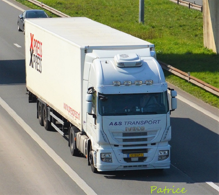 A&S Transport  (Leidschendam) 92810