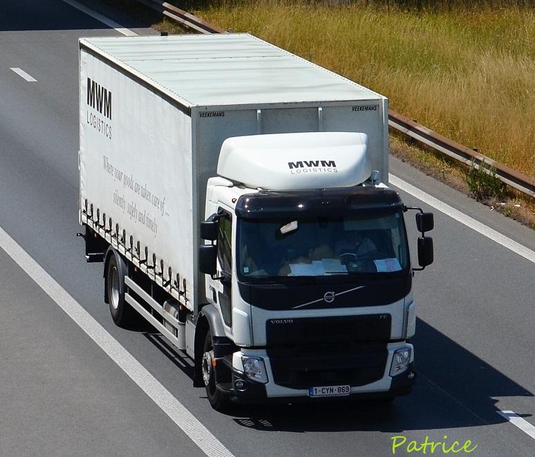 MWM Logistics  (Machelen) 9516