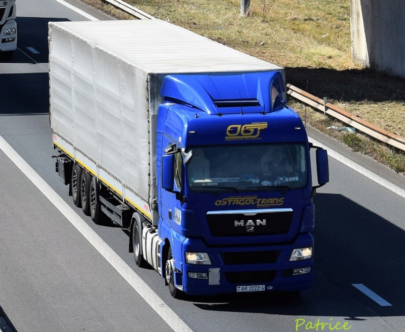 OstaGol-Trans  (Hrodna) 9527
