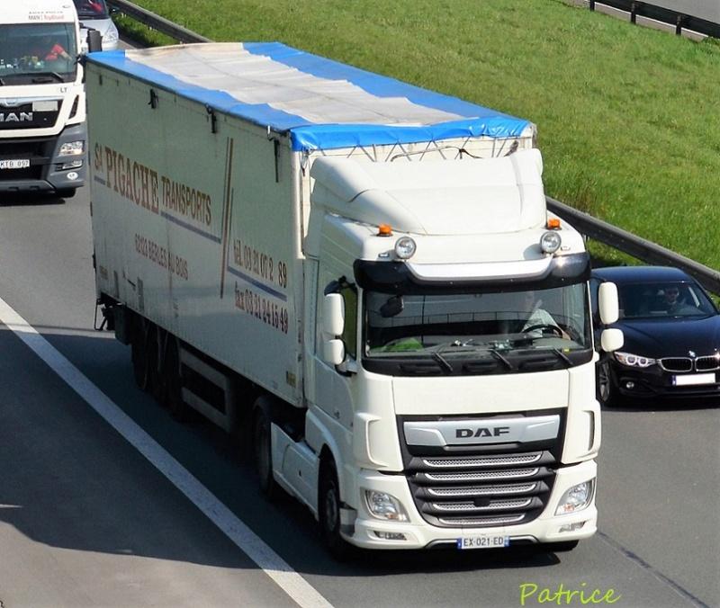 Pigache Transports (Berles au Bois, 62) 99010