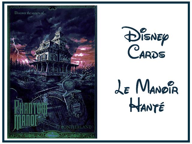 Disney Cards  {Le Manoir Hanté}  Manoir10