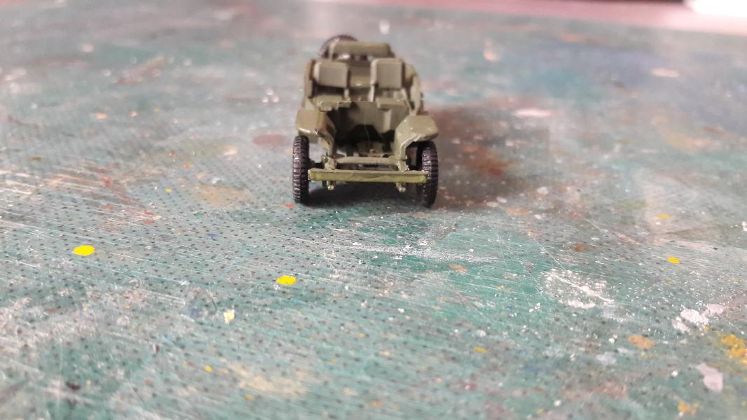 Jeep US 1/72 elle est finie!!!! - Page 2 910