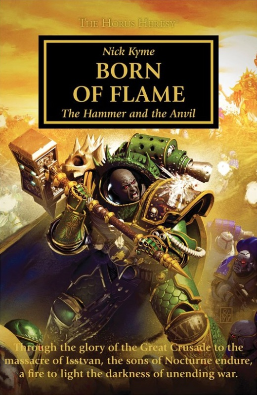 [Horus Heresy] Born of Flame - Anthologie de Nick Kyme 89972110