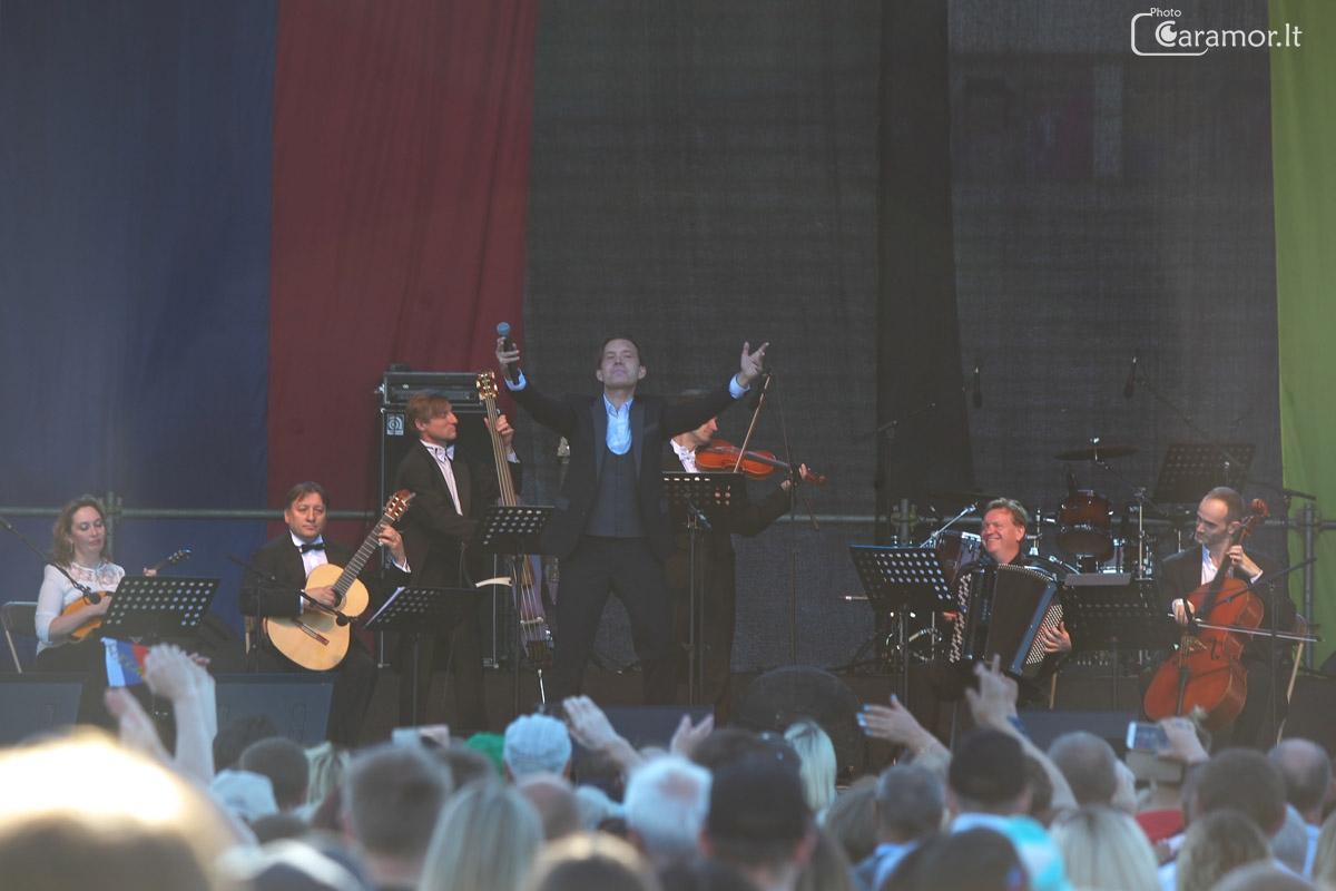 9 июня 2018 г, Концерт, посвященный Дню России, Парк Вингис, Вильнюс, Литва Aazei210