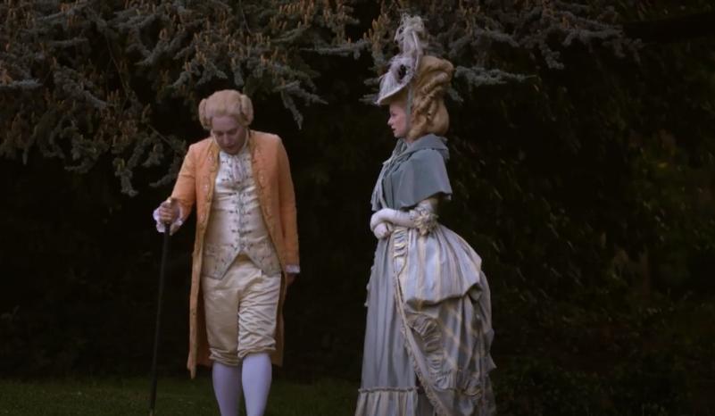 """secret - """"Le Versailles secret de Marie-Antoinette"""" - documentaire sur ARTE Joseph10"""