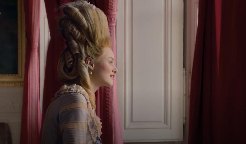 """secret - """"Le Versailles secret de Marie-Antoinette"""" - documentaire sur ARTE Pouf10"""