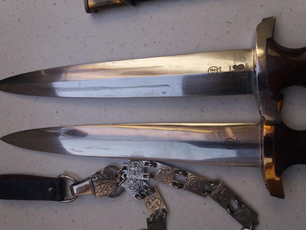 Dague NSKK Marine (modèle 36) - RZM 7/66 20190623