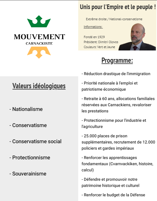 Groupe des Chaines de Télévisions: TV CK - Page 30 Mouvem11