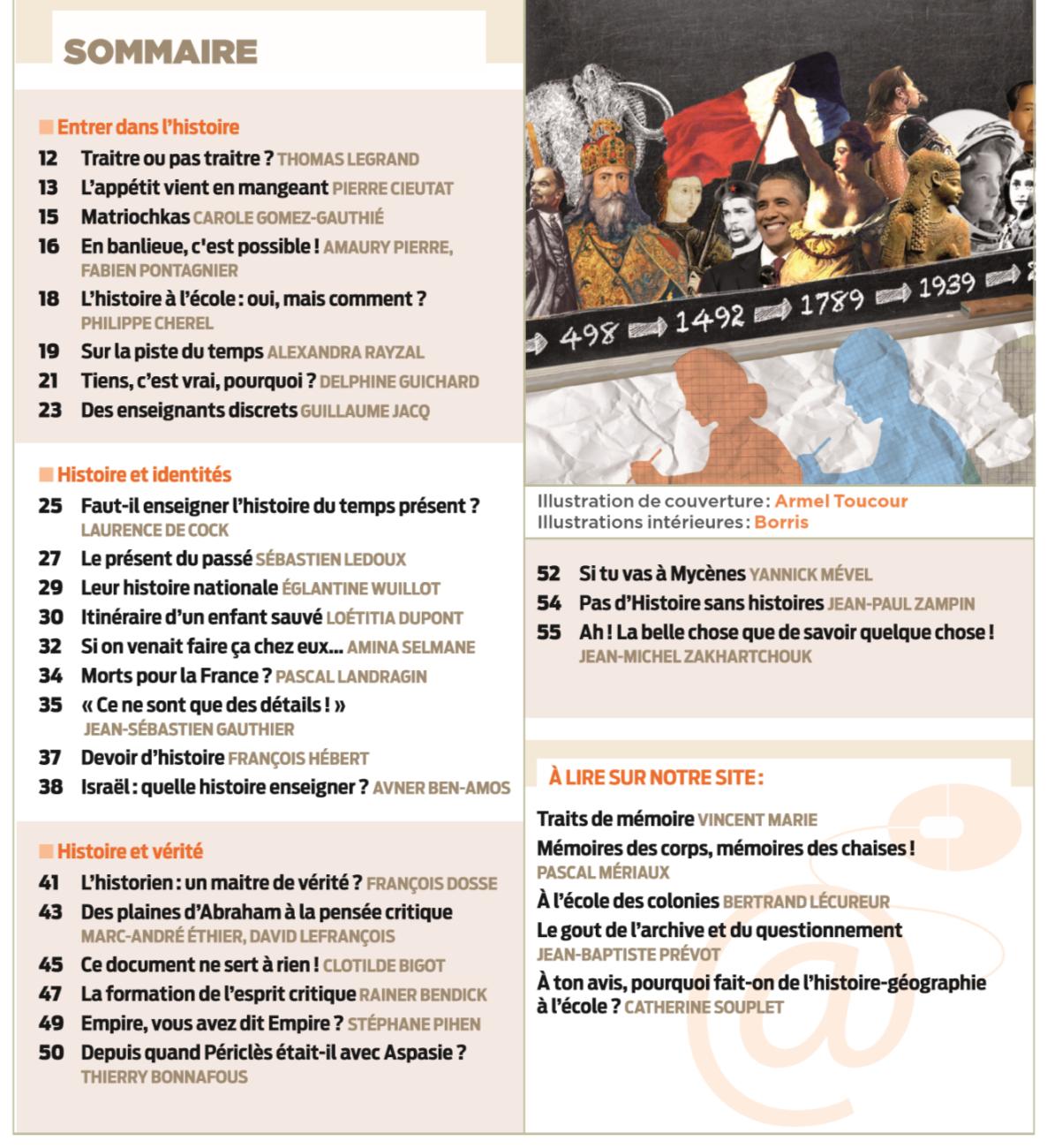 Pour papoter en Histoire-Géographie tous ensemble - Page 5 Cahier10