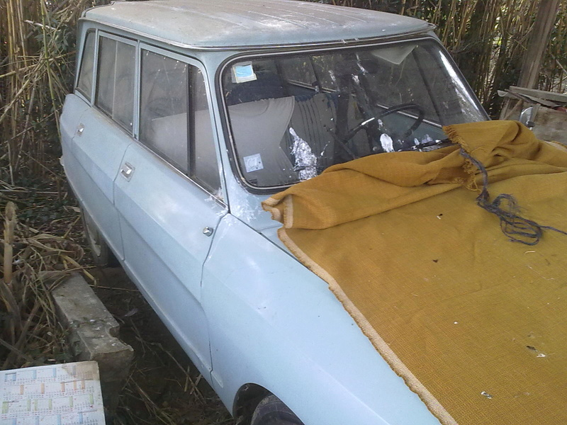 Citroën Ami 8 break 1971 Premiy13