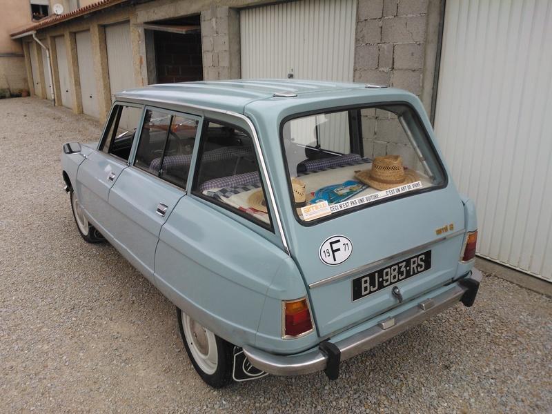 Citroën Ami 8 break 1971 Wp_00013