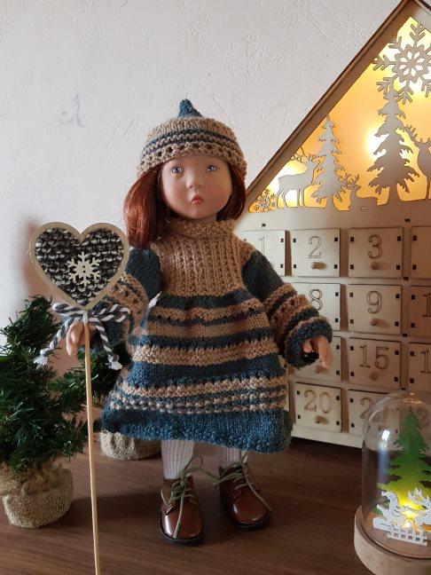 Lison et Alice     Nouvelles photos hivernales  Alice10