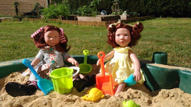 Lison et Alice     Nouvelles photos hivernales  Lison_10