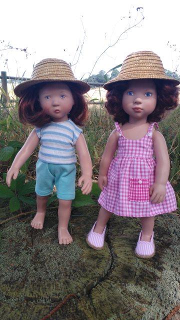 Lison et Alice     Nouvelles photos hivernales  Lison_11