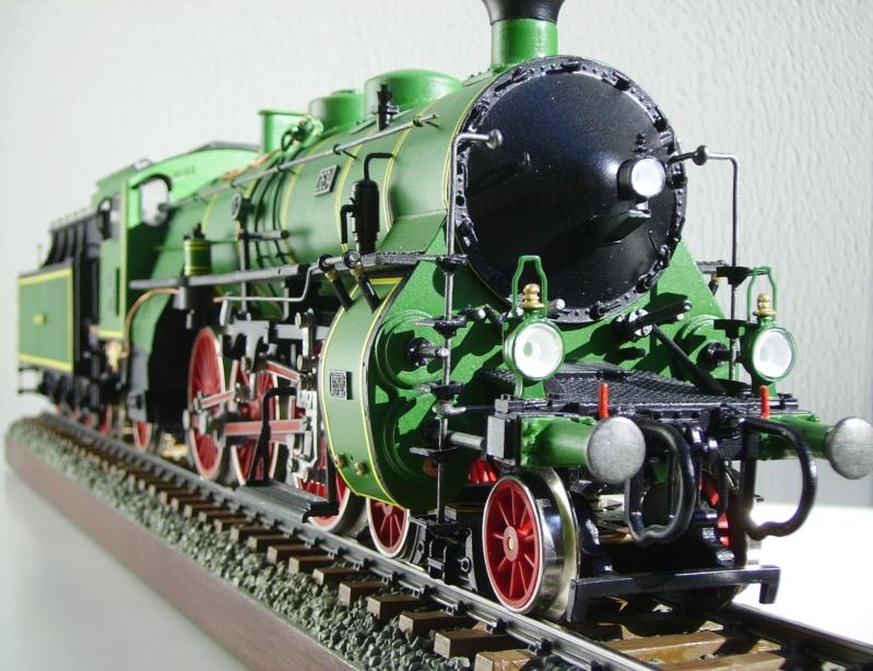 Bayerische S 3/6 OcCre Baukasten bauen. 02011
